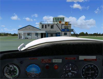 Alfs UK Airfields Volume 18 Scenery.