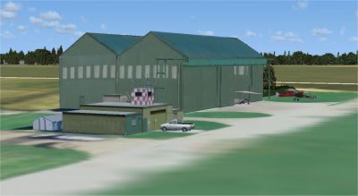 Alfs UK Airfields Volume 19 Scenery.