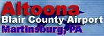 Altoona Blair County Airport.