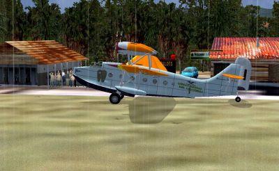Amazonas Air 1937 Scenery And Flights.