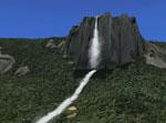 Angel Falls Venezuela Scenery.