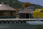 Screenshot of BC PNW Whistler Scenery.