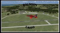 Screenshot of Baldoon Scenery.