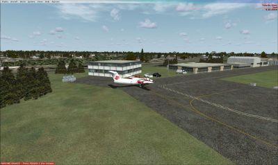 Bathurst Airport Scenery.