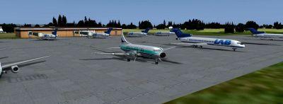 Bolivia Flights And Scenery.