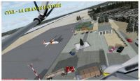 CYGL airport.