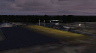 Cachimbo Air Base Scenery.