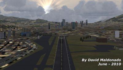 Caracas VFR - Venezuela Scenery.