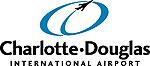 Charlotte Douglas Logo.
