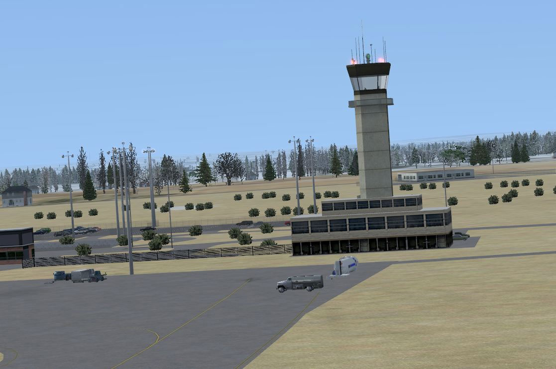 Charlottetown Airport Scenery For Fsx