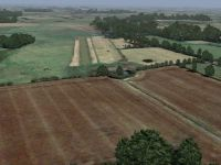 Deanland Airfield Scenery.