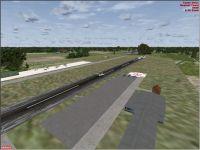 Screenshot of EPAR Airport Scenery.
