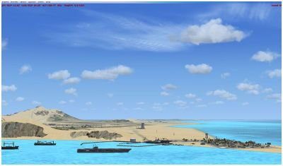 FCH1 Abalkuri AFB Scenery.