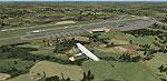 Screenshot of Fictional Airport At Peterhead.