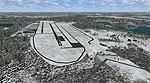 Screenshot of Flying Cloud Municipal Airport Scenery.