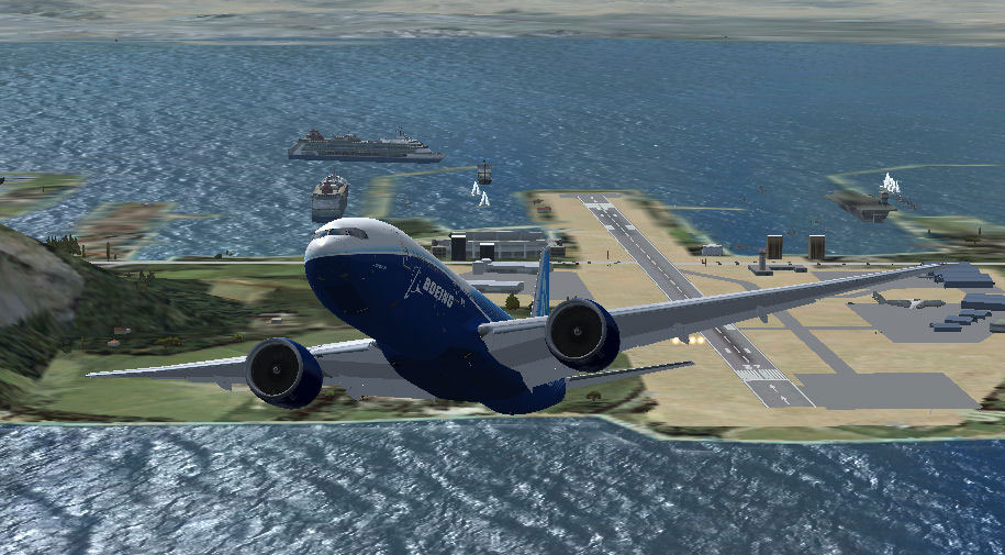 Gibraltar Airport Scenery for FSX
