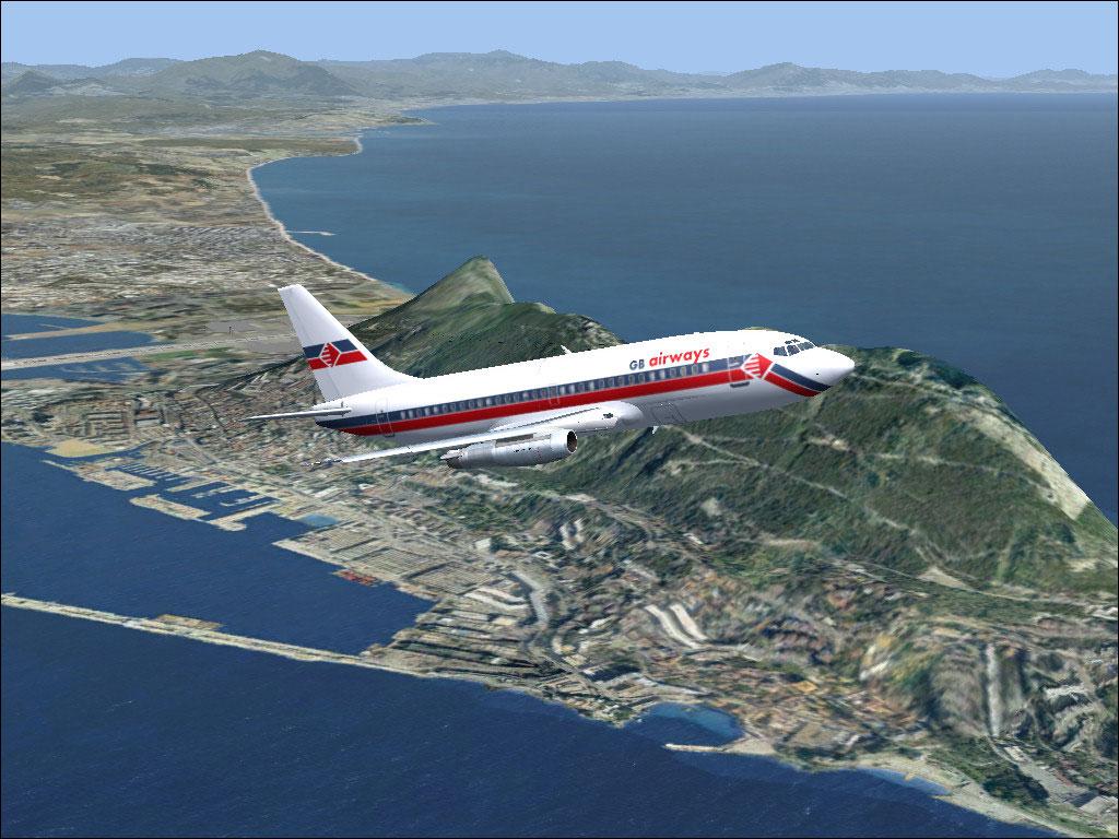 Freeware Gibraltar Scenery V2 For Fsx