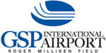 Greenville Spartanburg International Airport Logo.