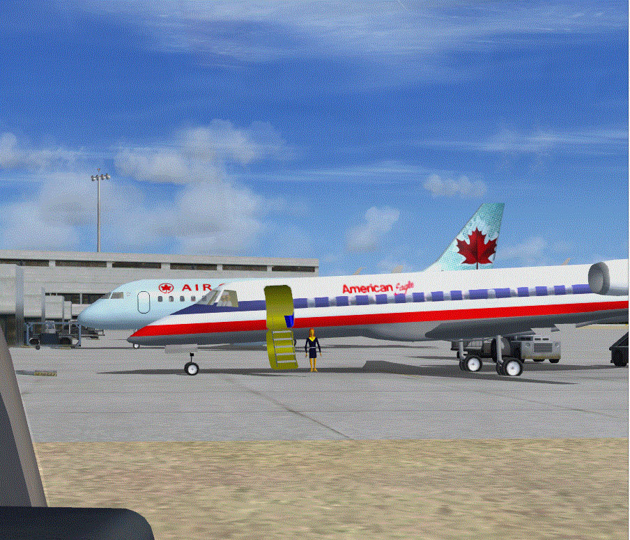 Halifax Int L Airport Scenery For Fsx