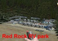 Red Rock RV Park.