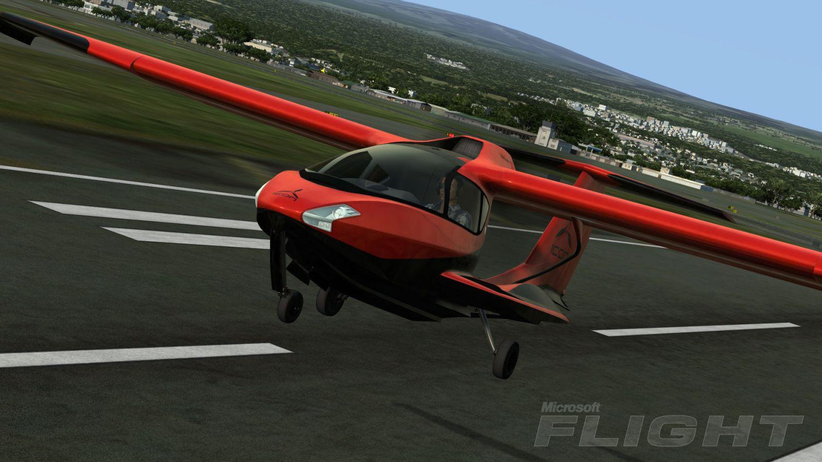 how to get microsoft flight