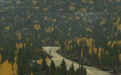 Idaho Backcountry Airports - I08 Scenery.