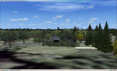 J-B Golf Scenery.