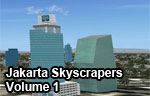 Title image for Jakarta Skyscrapers Volume 1.
