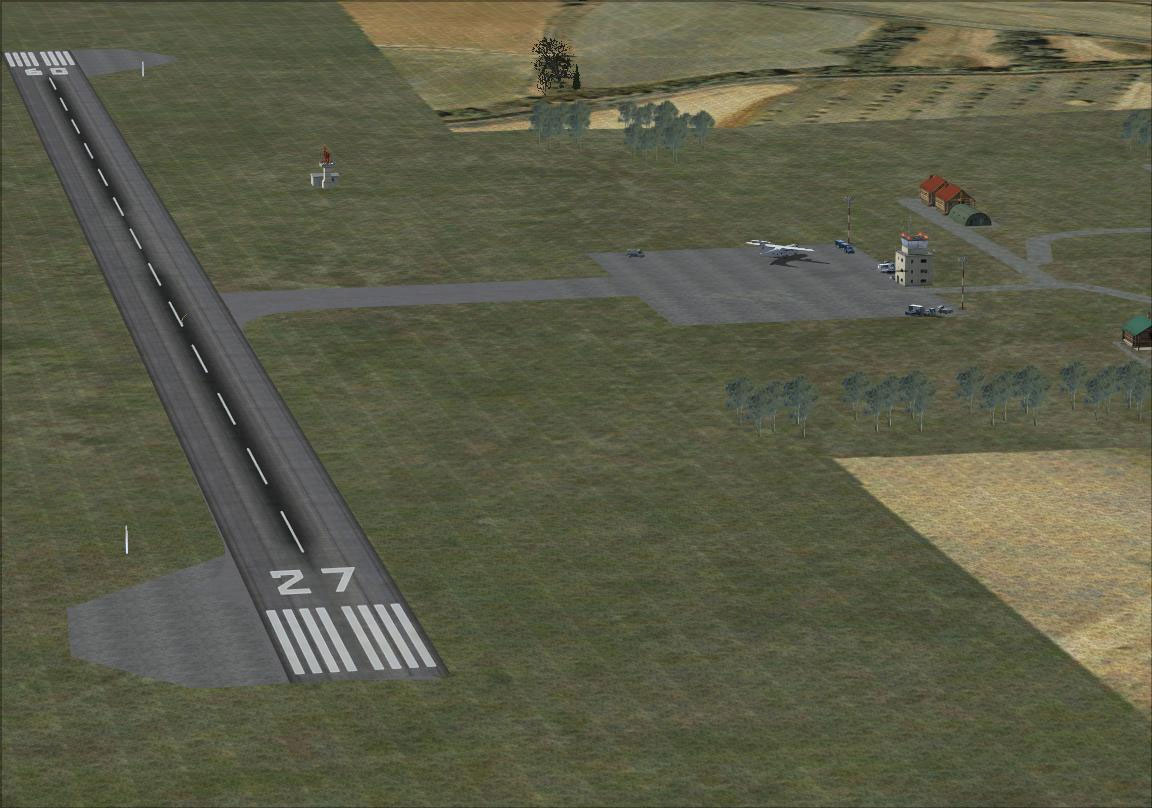 Janakpur Nepal  City pictures : Janakpur Airport Scenery for FSX