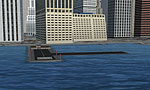 KJRB Heliport New York Scenery.