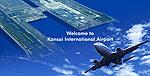 Kansai International Airport Scenery.