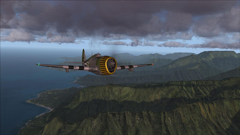 Kauai Scenery for FSX