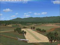 Screenshot of Kaui Airstrip.