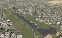 Khartoum Airport Scenery.