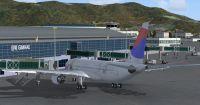 Screenshot of Korea Airport Scenery.