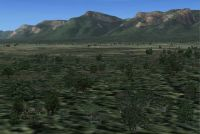 Land Class For Southern Africa Scenery.