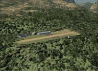 Le Plearb Airfield And Heli Base Scenery.