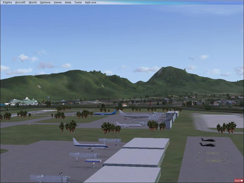 how to add an airport to fsx