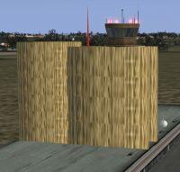 Screenshot of Lleida-Alguaire Regional Airport Scenery.