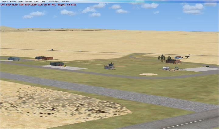 Luderitz Namibia  City pictures : Luderitz Airport Namibia Scenery for FSX