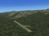 Minor Airfields For Southern Africa Scenery.