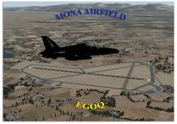 Mona Airfield Scenery.