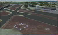 Screenshot of Monterey Peninsula Airport.
