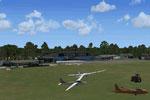 NL2000 V4.0 Hilversum Airport Scenery.