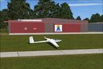 NL2000 V4.0 Hoogeveen Airport Scenery.