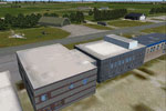 NL2000 V4.0 Leeuwarden Air Base Scenery.
