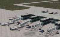 Screenshot of New Springfield-Branson Airport.