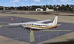 Screenshot of Newtownards Aerodrome Scenery.