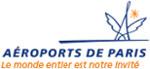 Paris Charles de Gaulle Airport Logo.