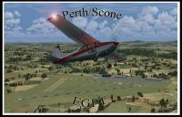 Perth/Scone Airport Scenery.